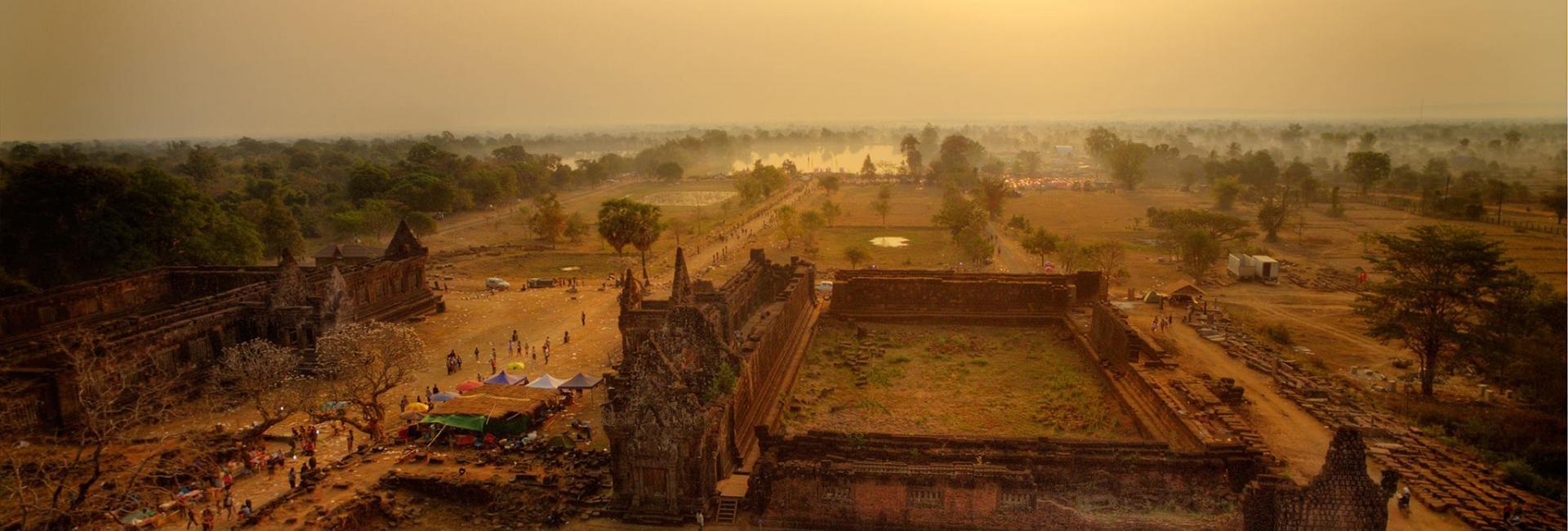 History Comes Alive in Laos